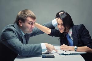 Malos hábitos de algunos jefes